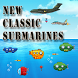 New Classic Submarines by Hi Games
