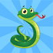 Worm and Snake Match 5 Puzzle by nice2meet