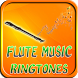 Flute Music Ringtones by Ringtones 2016 - Zabadii King App