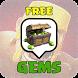 Free Coc Gems :Unlimited Trick by ♕ Max Team P Ltd