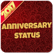 Anniversary Status Collection by statusappworld