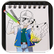 Learn How to Draw Pokemon Trainers by veronicalabs