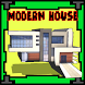 HD Modern Houses for Minecraft ★ by EugAlukarD