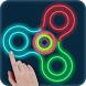 Draw and Spin - Fidget Spinner by Richard Game Over