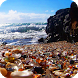 Glass Beach Live Wallpaper by Empire Wallpapers