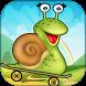 Skater Snail Bob Adventure by Super Dev Inc.
