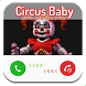 Call From Circus Baby (fnaf) by NearoDev | Pranks