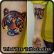 Tribal Tiger Tattoo Designs by Jessica Schulthies