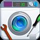 Washing Machine Repair Shop by 2D Fun Club