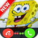 Spong Bob call video by technologydevpro