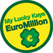 My Lucky Keys • Euromillions by Loopbug