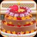 chocolate cake maker by meisjes spelletjes