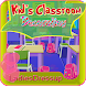 Kids Classroom decoration by Girl Games - Vasco Games