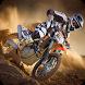 Dirt Bike 3D Stunts by Cool Free Games.