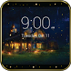 Fireflies Lock Screen - OS 10 by Lock Screen - Slide To Unlock