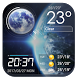 Cool Local Live Weather Widget by