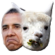 Obama or a Llama by Donkey-Boots Designs