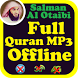 Salman Al Utaybi Full Audio Quran Offline by Abyadapps