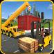 USA Truck Mania: Forklift Crane, Oil Tanker Game