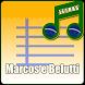 Marcos e Belutti Letras App by Dwitara Uing