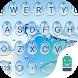 Pure Water Drop Emoji Keyboard by Best Keyboard Theme Design