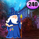 Wizard Rescue Game Best Escape Game 240 by Best Escape Game