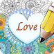Coloring Book Adults & Kids by Coloring Games Free