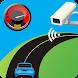 GPS Speed Camera Alert – Route & Area Measurement
