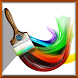 Draw sketch: Brush Illustrator by Coding Worms