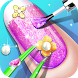 Princess Nail Makeup Salon by K3Games