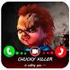 Scary Call From Chucky Killer