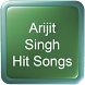 Arijit Singh Hit Songs by Hit Songs Apps