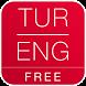 Free Dict Turkish English by BitKnights Ltd