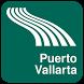 Puerto Vallarta Map offline by iniCall.com