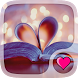 Love story Hearts Wallpaper by UniversalWallpapers
