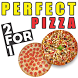Perfect 2 For 1 Pizza by SEOTeam.ca