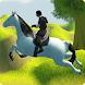 Animal Derby Horse Racing