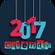 Malaysia 2017 Calendar by Eman Dhani