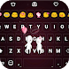Cartoon Love Emoji Keyboard by Colorful Design