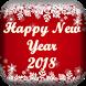 Bonne année 2018 by Girlydev