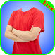 Man T-shirt Photo Suit Editor by Studio Suit Editor