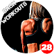 Back Workout by 28Apps Company