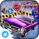 Pink Service Station Free by Blueberries Games