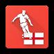England Football Scores by Sylvain Saurel