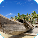 Paradise Beach Live Wallpaper by Tanguyerfo