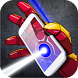 Iron Glove Laser Simulator by iApps And iGames
