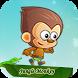 Jungle Hero Monkey 3 by Mega IT Games