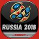 Russia 2018 - Coupe du monde by l.developper