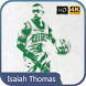 HD Isaiah Thomas Wallpaper by AthletesWall.