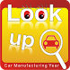 Look Up Car Manufacturing Year by pmwebsoft